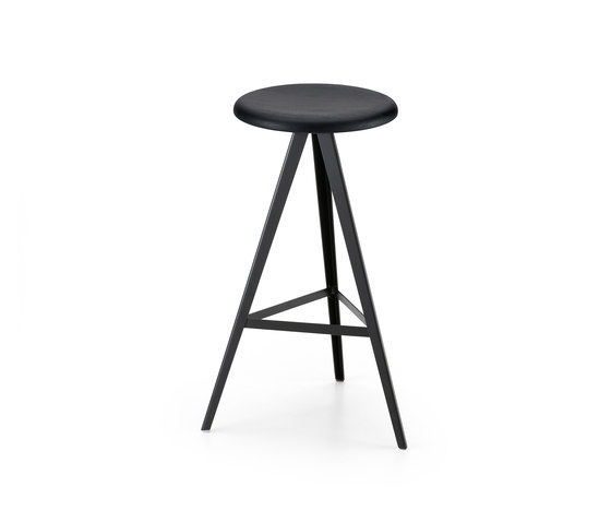 Aky Stool met 0122 h67 by Trabà | Bar stools