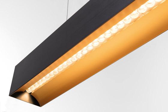 Drupl70 curved office compliant de Modular Lighting Instruments   Suspensions