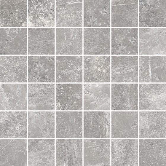 Ardesie Grey | Mosaico de Rondine | Mosaïques céramique