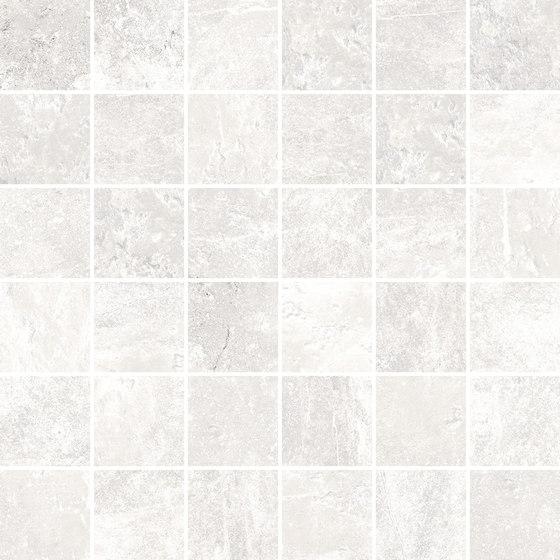 Ardesie White | Mosaico von Rondine | Keramik Mosaike