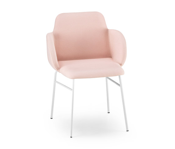 Bardot Met-TU-0034 -CB-UPH by Trabà | Chairs