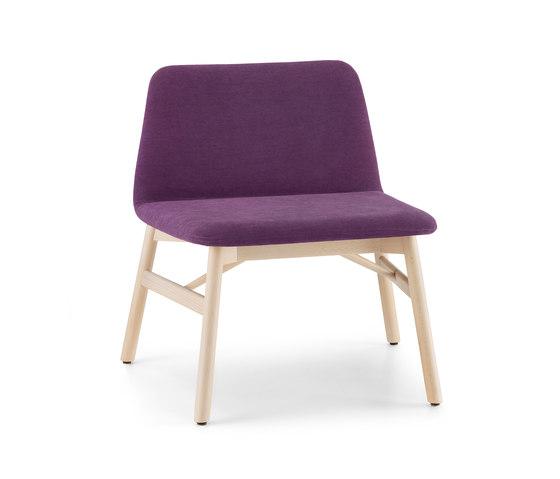 Bardot Lounge 0038 LE by TrabÀ | Armchairs