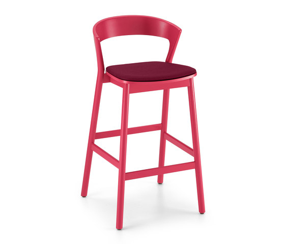 Edith Stool Imb 0075 by TrabÀ | Bar stools