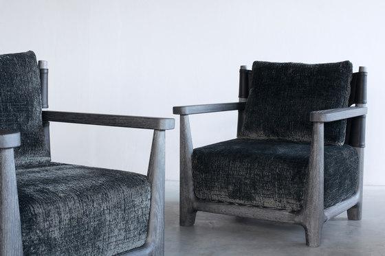 Abi fauteuil de Van Rossum | Sillones