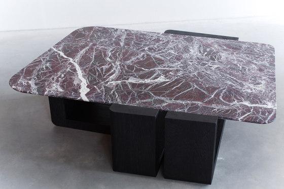 Kitale – Cocktail table de Van Rossum | Mesas de centro