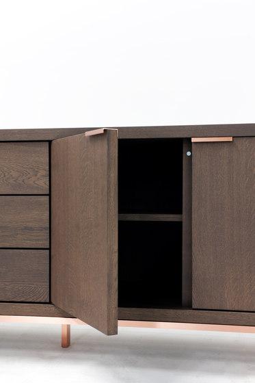 Nota Bene sideboard by Van Rossum | Sideboards