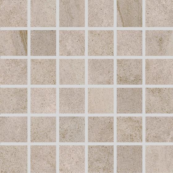 Class Beige | Mosaico de Rondine | Mosaïques céramique