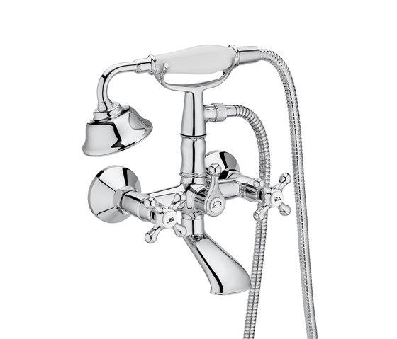 Carmen | Bath-shower mixer by ROCA | Bath taps