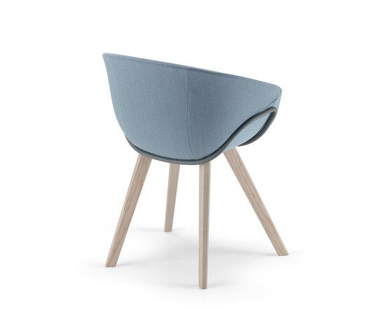 iko soft wood | 06B by Alias | Chairs