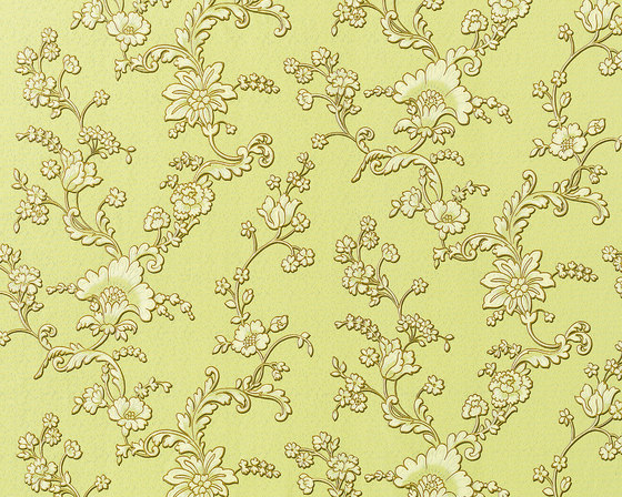 STATUS - Flower wallpaper EDEM 919-38 by e-Delux | Wall coverings / wallpapers
