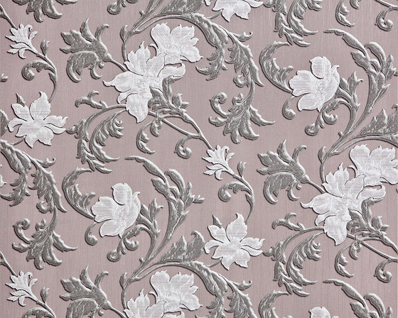 STATUS - Flower wallpaper EDEM 992-36 by e-Delux | Wall coverings / wallpapers