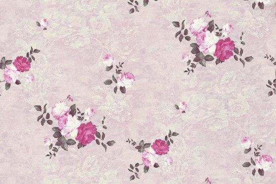 STATUS - Papel pintado flores EDEM 9045-29 de e-Delux | Revestimientos de paredes / papeles pintados