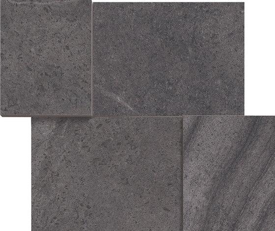 Class Black | Mosaico 3D MSP de Rondine | Carrelage céramique
