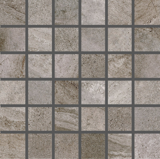 Class Grey   Mosaico by Rondine   Ceramic mosaics
