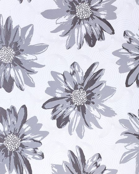 Versailles - Retro Flower wallpaper EDEM 058-26 by e-Delux | Wall coverings / wallpapers