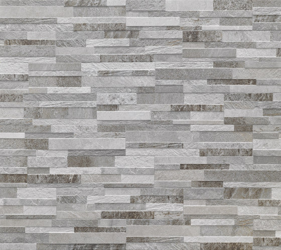 Cubics Grey by Rondine | Ceramic tiles