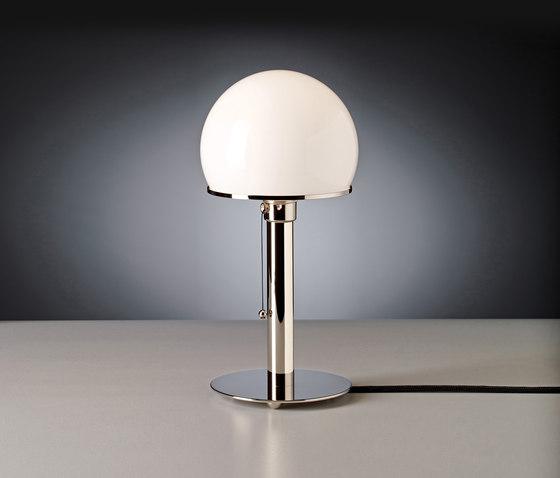 WA23SW Bauhaus Table lamp by Tecnolumen | Table lights