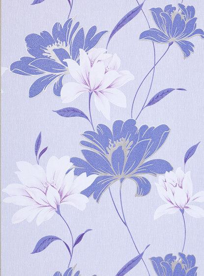 Versailles - Papel pintado flores EDEM 168-32 de e-Delux | Revestimientos de paredes / papeles pintados