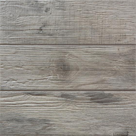 Decking Grey by Rondine   Ceramic tiles