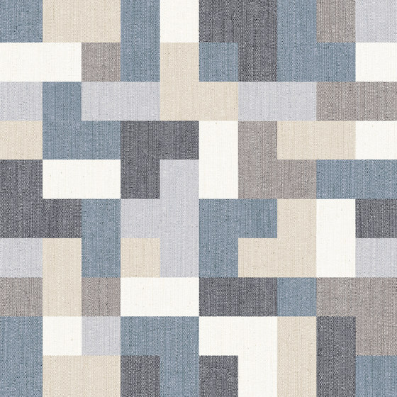 Denim | Decoro Tetris Rettificato by Rondine | Ceramic tiles