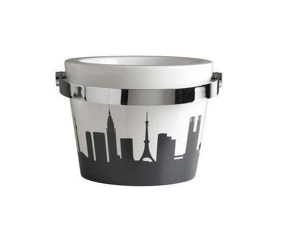 Bucket by Scarabeo Ceramiche | Wash basins