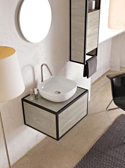 Glam   40 by Scarabeo Ceramiche   Wash basins