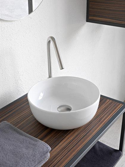Glam   Ø39 by Scarabeo Ceramiche   Wash basins