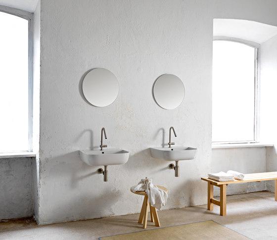 Glam by Scarabeo Ceramiche | Wash basins