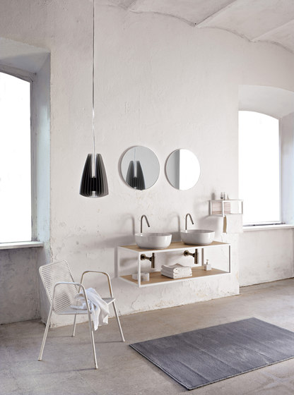 Frame by Scarabeo Ceramiche | Vanity units