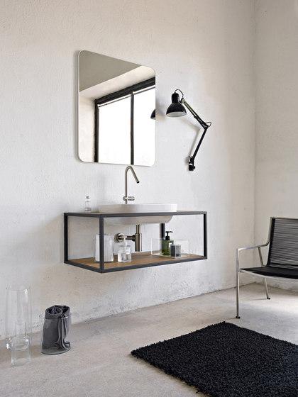 Frame de Scarabeo Ceramiche | Armarios lavabo