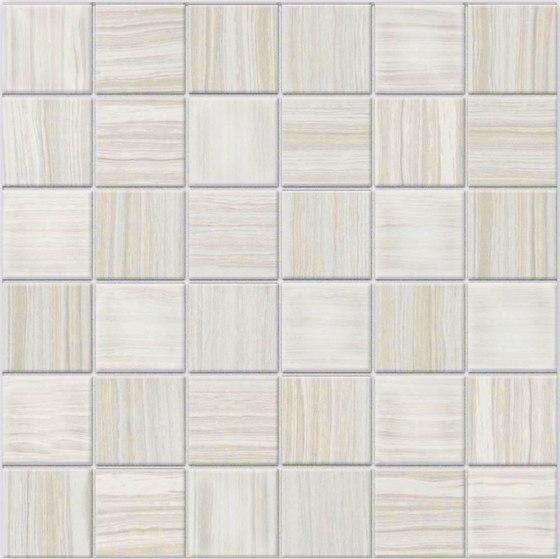 Eramosa white | Mosaico de Rondine | Mosaïques céramique