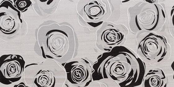 Eramosa | .Rose Black by Rondine | Ceramic tiles