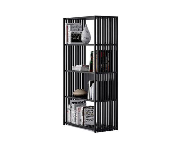 REBAR Foldable Shelving System Shelf 4.0 by Joval | Bath shelving