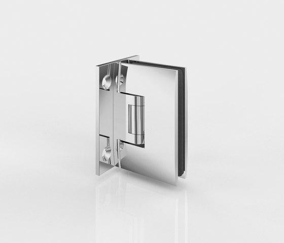 Pontere di Pauli | Cerniere porta vetro