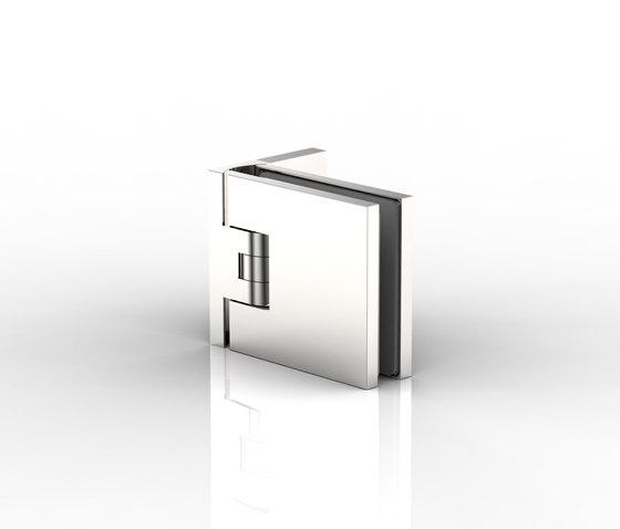 Flamea+ di Pauli | Cerniere porta vetro