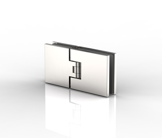 Flamea by Pauli | Hinges for glass doors
