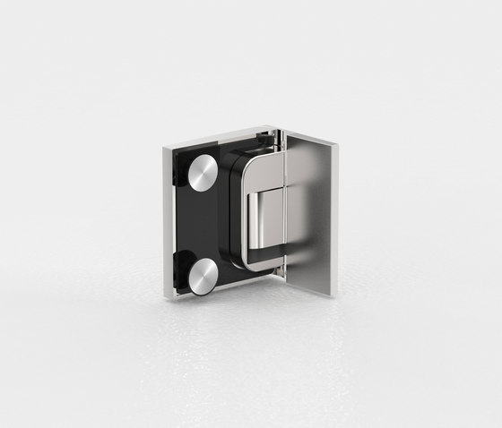 Pavone by Pauli   Hinges for glass doors