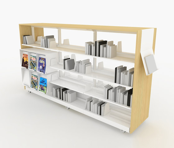 BK 5 by IDM Coupechoux | Shelving