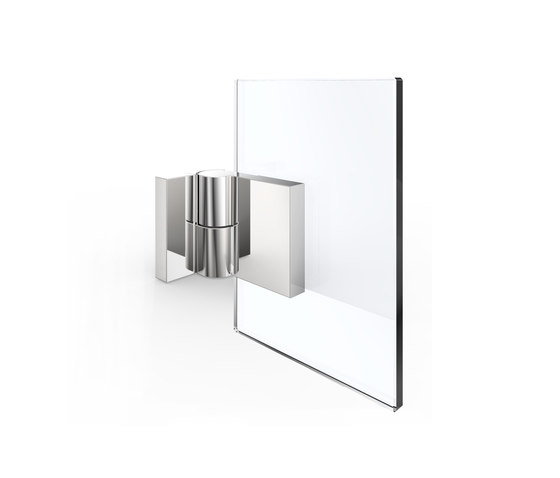 Nivello+ by Pauli | Hinges for glass doors