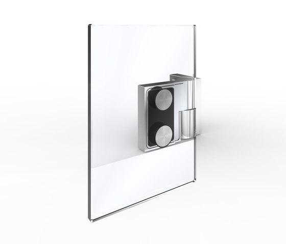 Nivello+ di Pauli | Cerniere porta vetro