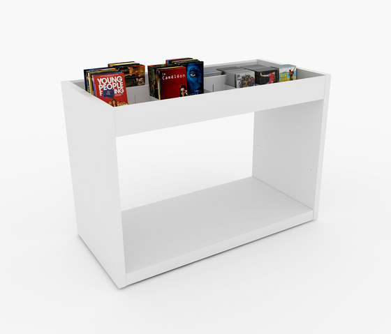 BK Roll3 by IDM Coupechoux | Shelving