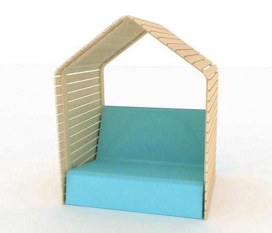 Cabane di IDM Coupechoux | Mobili giocattolo