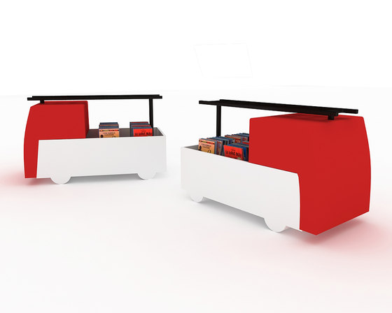 Camoin by IDM Coupechoux | Shelving