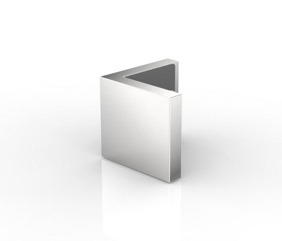 Winkelverbinder di Pauli   Cerniere porta vetro