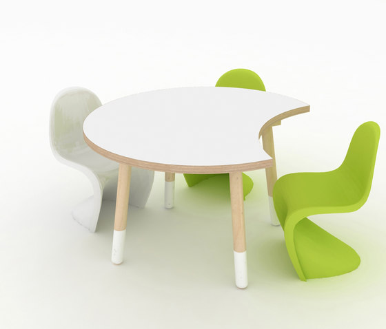 Table Choquette by IDM Coupechoux | Kids tables