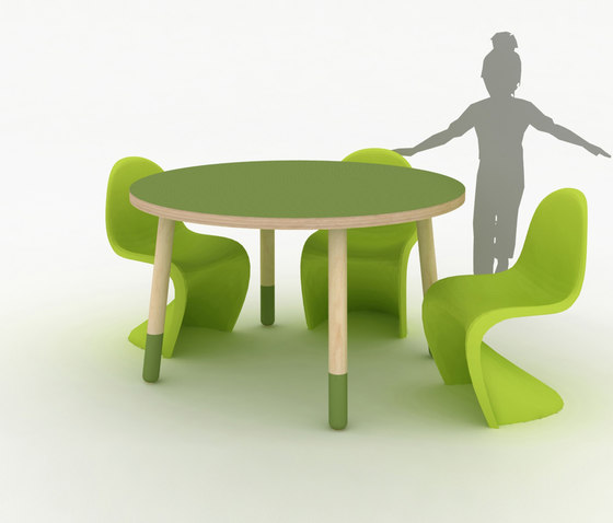 Table Choquette de IDM Coupechoux | Mesas para niños