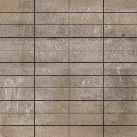 Icon Olive | Mosaico Mattoncino de Rondine | Mosaïques céramique