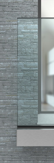 TYPE-P-08 by Pauli   Facade fixing systems