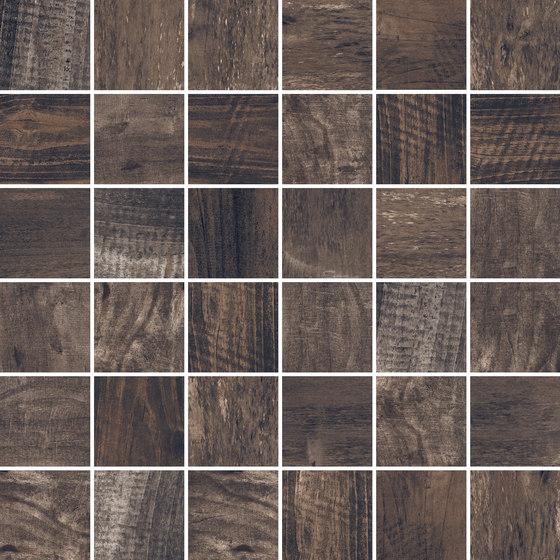 Inwood Black | Mosaico de Rondine | Mosaicos de cerámica