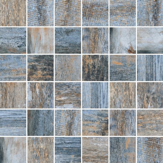 Inwood Blue | Mosaico de Rondine | Mosaicos de cerámica